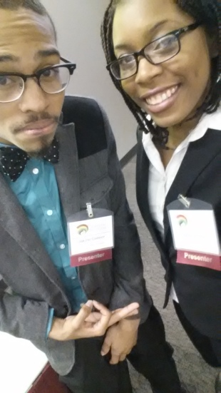 Co-presenting with Jakobi Connor - Diversity Conference 2014
