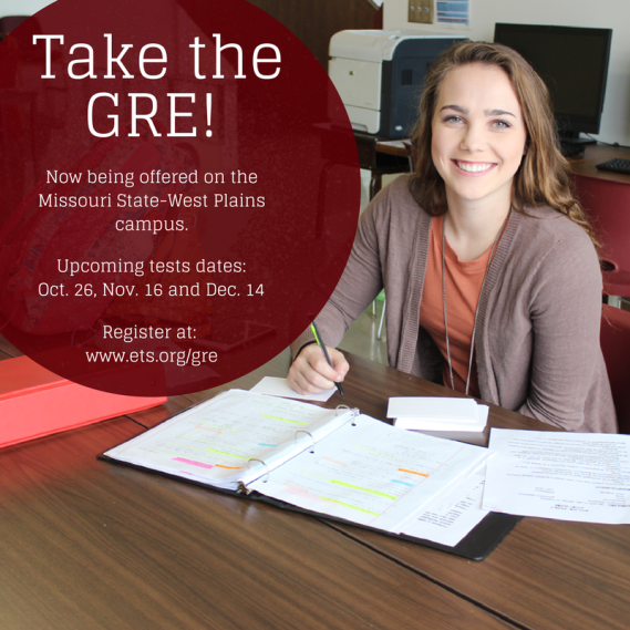 Take the GRE Test at Missouri State - West Plains1 (4)
