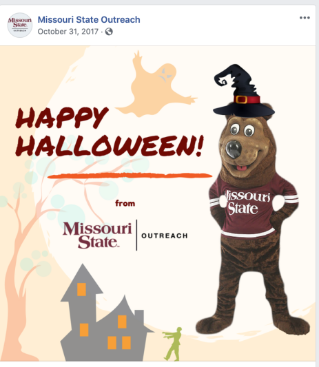 Missouri State Social Graphic