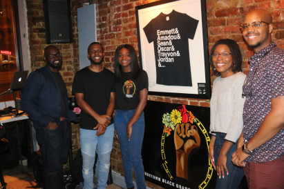 Black Graduate Student Alliance